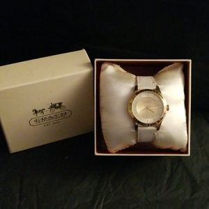 Pre owned coach watch